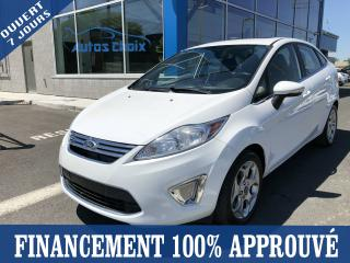Used 2013 Ford Fiesta TITANE for sale in Longueuil, QC