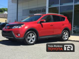 Used 2015 Toyota RAV4 XLE - MAGS - TOIT - SIEGES CHAUFFANTS for sale in Trois-rivieres, QC