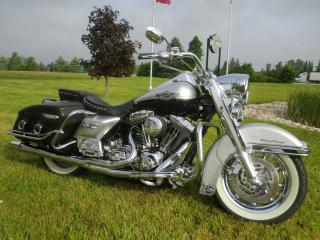 Used 2003 Harley-Davidson ROAD KING for sale in Blenheim, ON