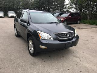Used 2006 Lexus RX 330 Plus $200 for sale in Waterloo, ON
