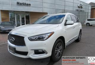 Used 2017 Infiniti QX60 PREMIUM|NAVIGATION|SUNROOF|360 CAMERA|BOSE AUDIO for sale in Unionville, ON