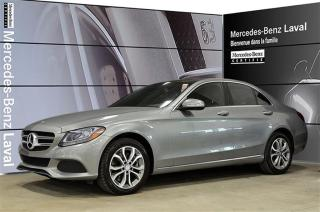 Used 2015 Mercedes-Benz C 300 Awd Sedan for sale in Laval, QC