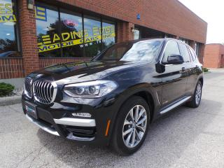 Used 2018 BMW X3 xDrive30i Premium Package, Navigation, Panoramic Sunroof for sale in Woodbridge, ON