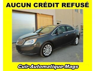 Used 2014 Buick Verano Mags Cuir for sale in Mirabel, QC
