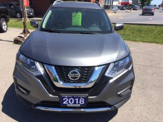Used 2018 Nissan Rogue SV sv awd for sale in Morrisburg, ON