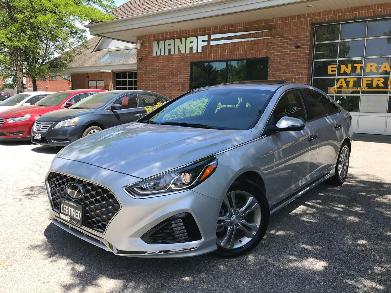Used 2018 Hyundai Sonata Limited FWD For Sale in Waterloo, ON - CarGurus