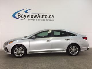 Used 2018 Hyundai Sonata 2.4 Sport - SUNROOF! PUSH BTN START! HTD SEATS! BSD! for sale in Belleville, ON