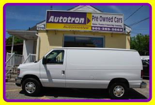 Used 2011 Ford E250 3/4 Ton Econoline Cargo Van, A/C for sale in Woodbridge, ON