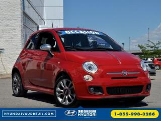 Used 2014 Fiat 500 Sport A/c Nav Mags for sale in Saint-leonard, QC