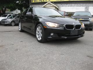 Used 2013 BMW 328xi 328i xDrive Auto AC Htd Leather Sunroof for sale in Ottawa, ON