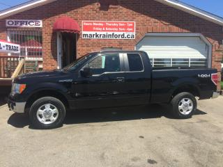 Used 2014 Ford F-150 XLT for sale in Bowmanville, ON