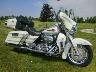 Used 2008 Harley-Davidson Electra Glide FLHTCUSE3 CVO ULTRA CLASSIC for sale in Blenheim, ON