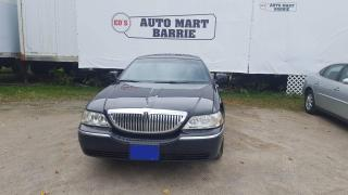 Used 2007 Lincoln Town Car Executive for sale in Barrie, ON