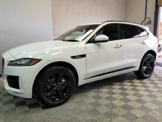 New 2018 Jaguar F-PACE RSPORT for sale in Edmonton, AB
