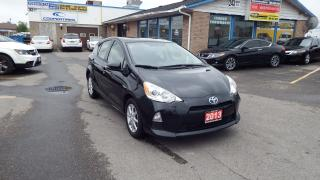 Used 2013 Toyota Prius c Technology/NO ACCIDENT/SINGLE OWNER/NAVI//$14900 for sale in Brampton, ON