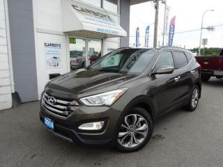 Used 2014 Hyundai Santa Fe Limited AWD, Nav, Pano Roof, Leather, One Owner! for sale in Langley, BC