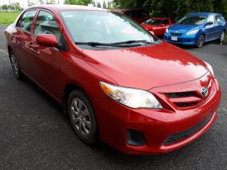Used 2013 Toyota Corolla CE + AUTOMATIC  +  AIR for sale in Stittsville, ON