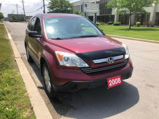 Used 2008 Honda CR-V EX  4WD back up camera for sale in North York, ON