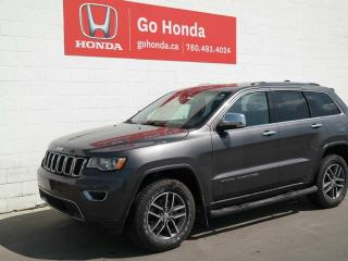 Used 2017 Jeep Grand Cherokee Limited for sale in Edmonton, AB