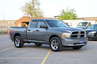Used 2010 Dodge Ram 1500 SLT for sale in Brampton, ON