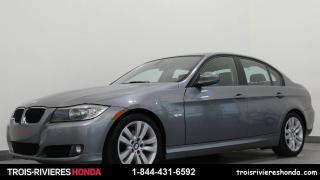 Used 2011 BMW 3 Series 323i mags toit ouvrant cuir for sale in Trois-rivieres, QC