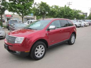 Used 2008 Lincoln MKX Limited for sale in North York, ON