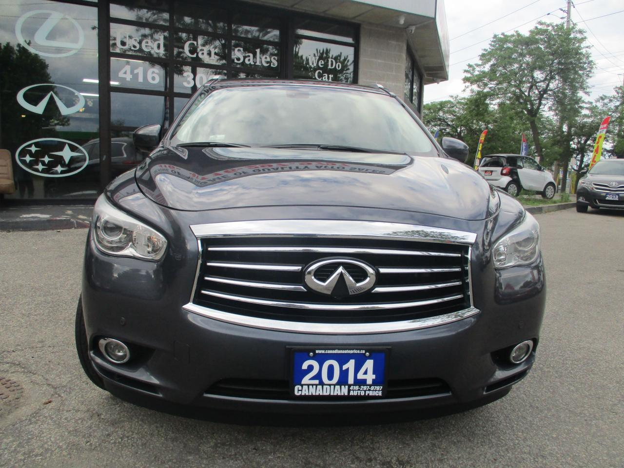 used 2014 infiniti qx60 awd nav lther dvd pano roof 360camera 7 pass for sale in scarborough. Black Bedroom Furniture Sets. Home Design Ideas