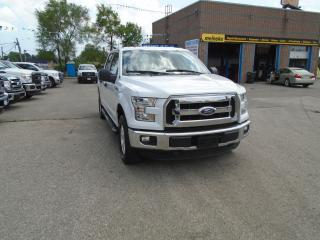 Used 2016 Ford F-150 XLT for sale in North York, ON