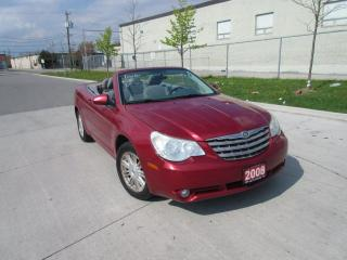 Used 2008 Chrysler Sebring Touring for sale in North York, ON