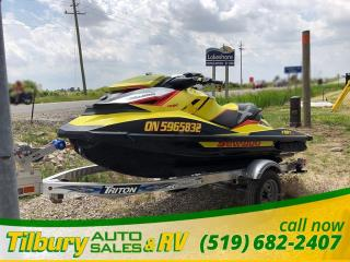 Used 2015 Sea-Doo RXP 250 for sale in Tilbury, ON