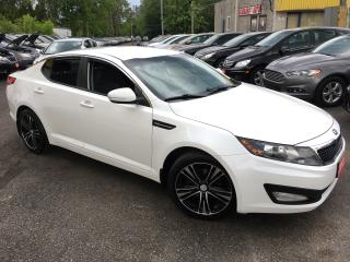 Used 2013 Kia Optima LX / 6 SPEED/ ALLOYS/ LOADED/ LIKE NEW! for sale in Scarborough, ON