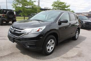 Used 2015 Honda CR-V LX for sale in North York, ON