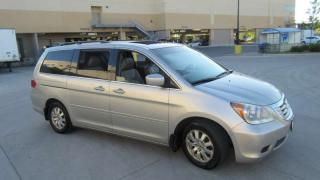 Used 2010 Honda Odyssey EX-L, 8 Pass, Leather, 3/Y warranty available for sale in North York, ON