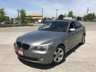 Used 2008 BMW 535xi AWD, 4 door, Auto, 3/Y warranty available for sale in North York, ON