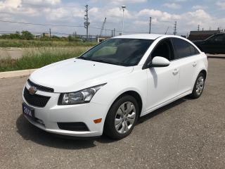 Used 2014 Chevrolet Cruze LT 1.4L Turbo for sale in Brampton, ON