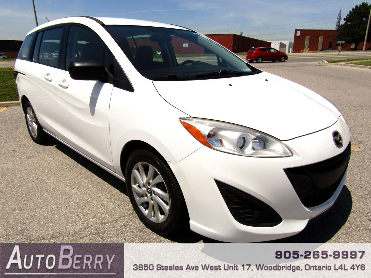 31e1452a7c Used 2013 Mazda MAZDA5 GS - 2.5L - FWD - 6 Passenger for Sale in  Woodbridge