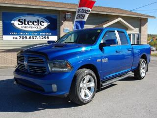 Used 2015 RAM 1500 SPORT for sale in Corner Brook, NL