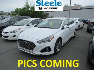 Used 2018 Hyundai Sonata Sport Sunroof leather camera heated seats tons more! for sale in Halifax, NS