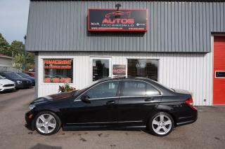 Used 2011 Mercedes-Benz C-Class C300 Awd Cuir for sale in Saint-romuald, QC