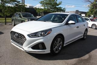 Used 2018 Hyundai Sonata SPORT SUNROOF for sale in North York, ON