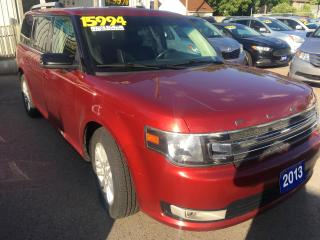 Used 2013 Ford Flex SEL, AWD for sale in St Catharines, ON