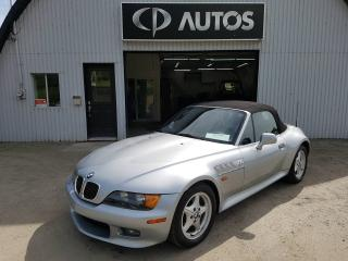 Used 1999 BMW Z3 I6 2.5L for sale in Vallée-Jonction, QC