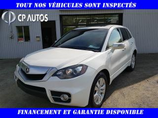 Used 2011 Acura RDX Traction intégrale, 4 portes for sale in Vallée-Jonction, QC