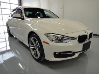 Used 2013 BMW 3 Series 328 X DRIVE WHITE ON RED,MINT CONDITION for sale in North York, ON