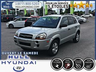 Used 2009 Hyundai Tucson GL for sale in Gatineau, QC