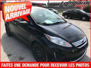 Used 2012 Ford Fiesta SE**IDÉAL PETIT BUDGET** for sale in Saint-leonard, QC