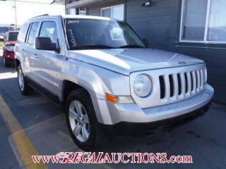 Used 2011 Jeep Patriot 4D Utility 2WD for sale in Calgary, AB