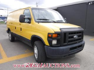 Used 2008 Ford E150 VANS ECONOLINE CARGO VAN for sale in Calgary, AB