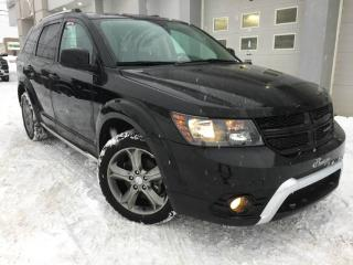 Used 2017 Dodge Journey Crossroad AWD CUIR 7 PASSAGERS for sale in St-Malachie, QC