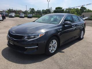 Used 2018 Kia OPTIMA LX * HEATED SEATS * VOICE COMMAND * BLUETOOTH * USB INPUT * LOW KM for sale in London, ON